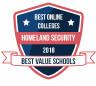 Best Value Schools Online Homeland Security 2018