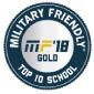 Top 10 Military Friendly School 2018